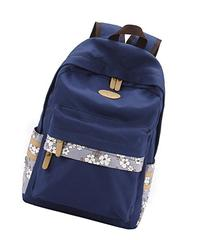 Winner Casual Style Canvas Backpack/School Bag/Travel