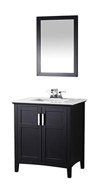 """Simpli Home Winston 30"""" Single Bathroom Vanity Set"""