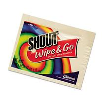 Wipe & Go Instant Stain Remover, 6 x 6, 80 Packets/Carton,