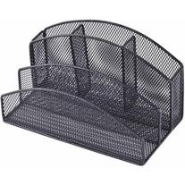 Buddy Products Wire Mesh Desk Organizer