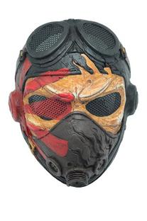 FMA New Wire Mesh Full Face Protection Paintball Kamikaze
