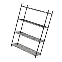 Ironton Wire Shelving System - 4-Shelf, 300-lb. Capacity Per