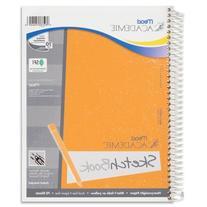 Mead Académie Spiral Sketchbook / Sketch Pad, Heavyweight