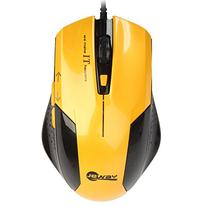 Wired Game Mouse - Yellow