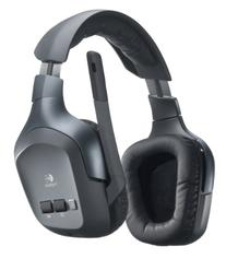 Wireless Headset F540 with Stereo Game Audio