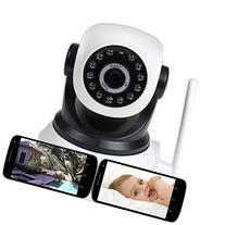VideoSecu Wireless IP Video Audio Baby Monitor Day Night