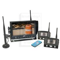 "CabCAM Wireless Video System 7 "" Monitor & 2 Wirelss"