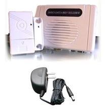 Wireless Wander Alarm with AC Power Adapter