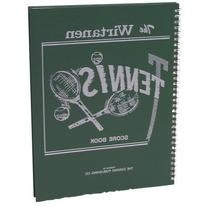 BSN Sports Wirtanen Tennis Scorebook