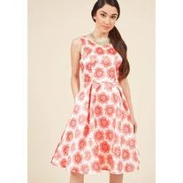 Wishing and Wowing Midi Dress