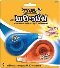BIC Wite-Out Brand EZ Correct Correction Tape - Wite-Out EZ