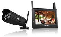Amcrest WLD895 720P 4CH 7-Inch Wireless Video Surveillance