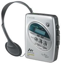 Sony WM-FX244 Walkman Digital Tuning AM/FM Stereo Cassette