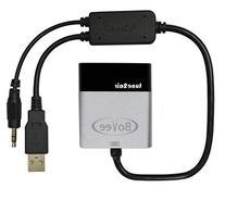 Bovee WMA3000B Wireless Bluetooth Music Interface Audio