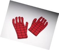 WMU - Spiderman Gloves Adult Comic