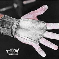 WODies 2in1 WOD Grips, wrist wraps, palm protector