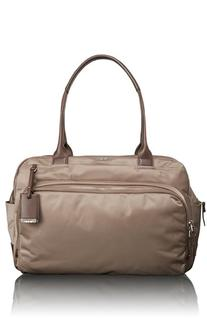 Women's Tumi 'Athens' Laptop Shoulder Tote - Beige
