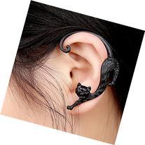 1 pc Fashion Women Gothic Punk Temptation Cat Bite Ear