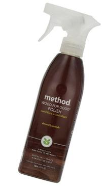 Method Wood for Good Polish - Almond - 12 oz