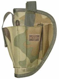 Taigear Small Woodland Camo Gun Holster--Right Handed--
