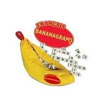 Bananagrams Word Game French Version FBN001 BANANAGRAMS