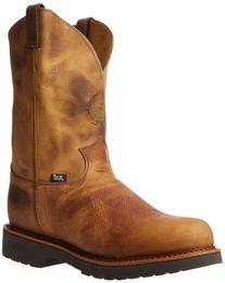 Justin Work Boots Mens J-Max Rugged Gaucho Round Toe 4440