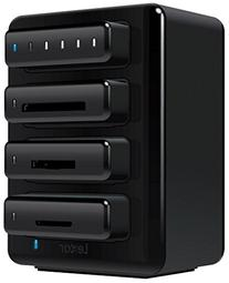 Lexar Drive Enclosure External - 4 x HDD Supported - 4 x