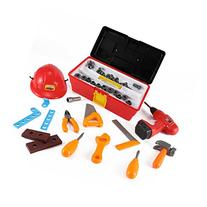 Liberty Imports My First Toolbox Construction Workshop Set