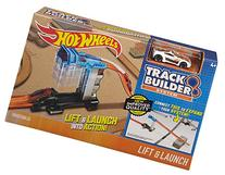 Hot Wheels Workshop Track Builder Lift & Launch Track