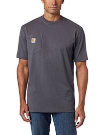 Carhartt Men's Workwear Pocket Short Sleeve T-Shirt Original