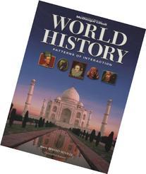 World History, Grades 9-12 Patterns of Interaction: Mcdougal
