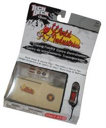 Tech Deck World Industries Training Facility - Bank Ramp and