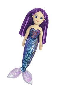 Aurora World Sea Sparkles Marika Mermaid Plush