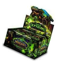 World of Warcraft TCG: March of the Legion Booster Box