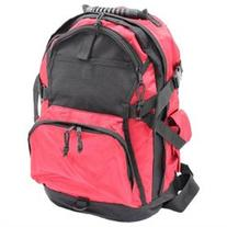 World Traveler Ultimate Gear Backpack - Red