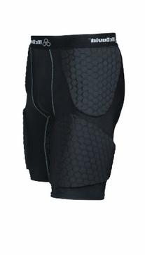 McDavid 7991 Hex Short with Contoured Wrap Around Thigh