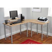 Wrap Computer Desk, Multiple Colors