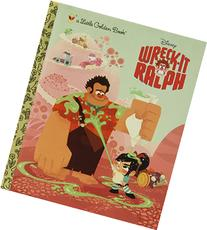 Wreck-It Ralph Little Golden Book