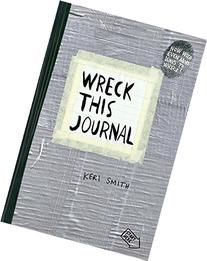 Wreck This Journal  Expanded Edition