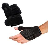 Wrist Brace Thumb Stabilizer Splint Guard, Reversible,