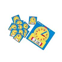 Learning Resources Write On/Wipe Clocks Classroom Set
