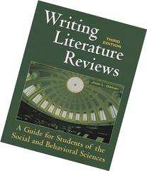 Writing Literature Reviews: A Guide for Students of the