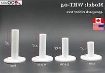 WRT-04N Golf Rubber Tee 4pcs with 4 different sizes