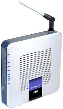 Linksys by Cisco WRTP54G Wireless-G Broadband Router for