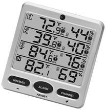 Ambient Weather WS-10-C Wireless Indoor/Outdoor 8-Channel