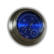 """Ambient Weather WS-228TBH 9"""" Brushed Aluminum Contemporary"""