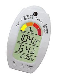 Ambient Weather WS-HE01 Handheld Heat Stress Index, Dew
