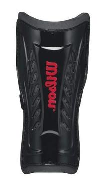 Wilson WSP2000 Youth Soccer Shin Guards, 7-Inch
