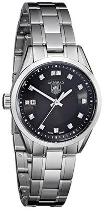 TAG Heuer Women's WV1410.BA0793 Carrera Diamond-Accented