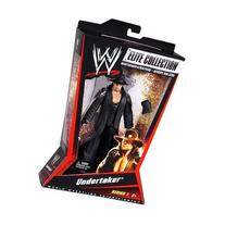 WWE Wrestling Elite Series 1 Undertaker Action Figure